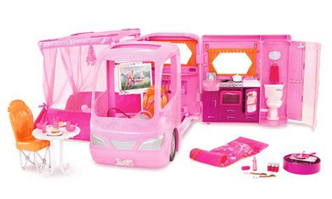 fashion doll rv pink cer toys