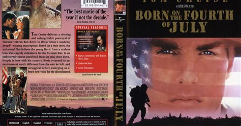 The Medallion Dvd Collection Koleksi collection born on the fourth of july 1989
