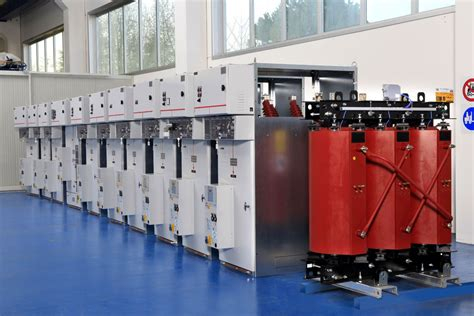 cabine di trasformazione cabine di trasformazione rgm elettrotecnica industriale