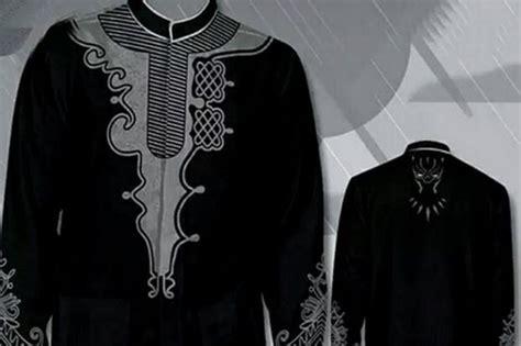 Baju Koko Anak Black Panther shops in indonesia sell baju koko inspired by black panther asean east asia