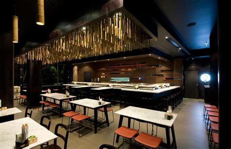 Sushi Interior Design interior design sushi roll australian design review
