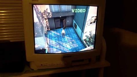 Tv Lg 14 Inch Tabung gta v on a 13 inch sony crt tv