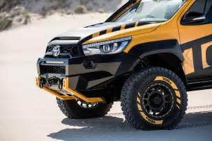 Toyota Tonka Toyota Hilux Tonka Concept Is A For Adults