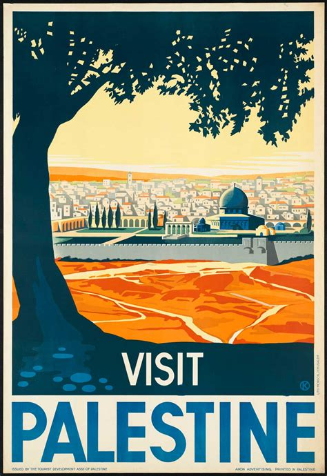 haifa or in modern palestine classic reprint books 60 beautiful vintage travel posters puppies and flowers