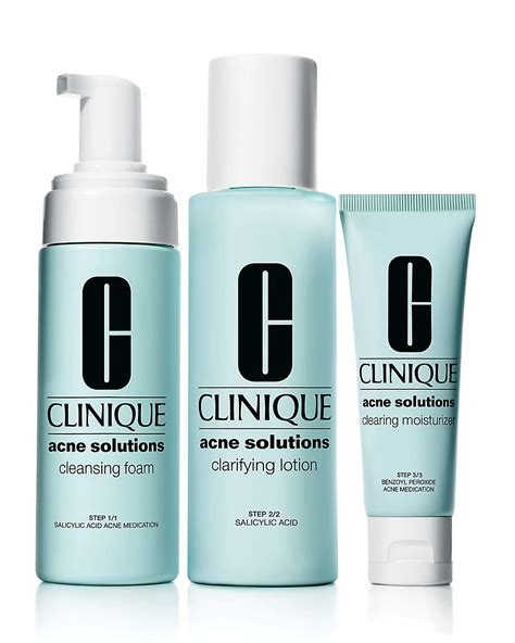 The Best Of Clinique by Clinique Acne Solutions Review