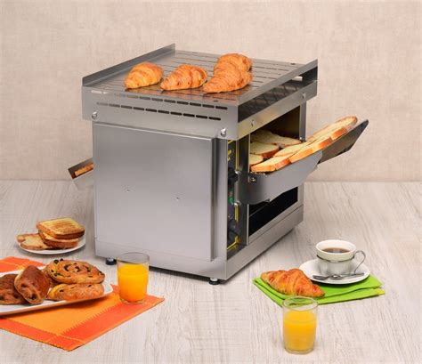 Roller Toaster conveyor toaster for breakfast buffet ct 540 b catering