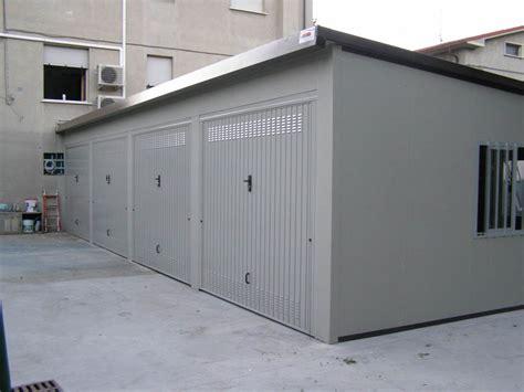 box auto prefabbricato box auto prefabbricato coibentato per ricovero mezzi