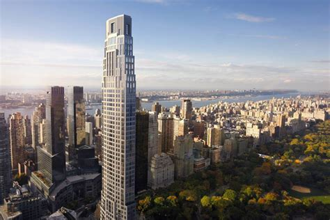 Time Warner Center Floor Plan by 220 Central Park South Goes Supertall New York Yimby