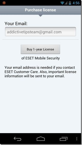 Android Security Giveaway - eset mobile security for android now out of beta