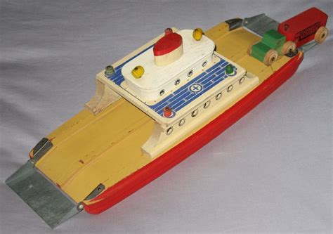 ferry boat toy other collector s toys collecting keystone
