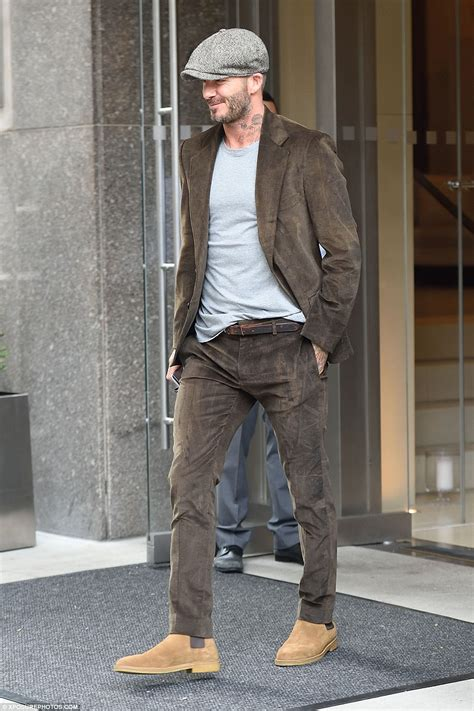 a black belt in fashion beckham shows kooky