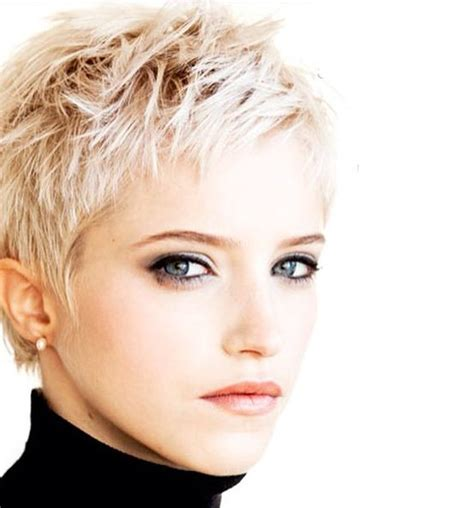 Pixie Haircuts With High Forehead | 375 best images about hair beauty that i love on