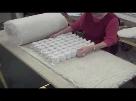 how to make sofa cushions how to make your own interior sprung cushion part 2 of 2