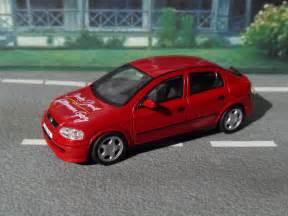 Opel Astra Cars Opel Astra G Model Cars Hobbydb