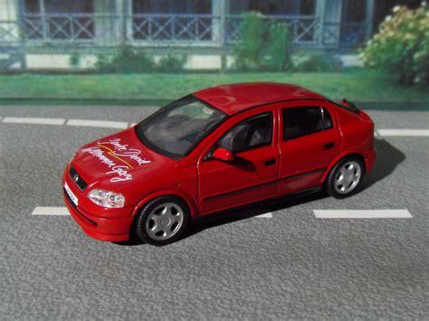 opel astra g model cars hobbydb