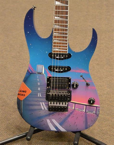 Handmade Usa - ibanez usa custom 1989 www 12fret