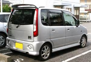 Daihatsu Move Aerodown Custom File 2000 2002 Daihatsu Move Custom Rear Jpg