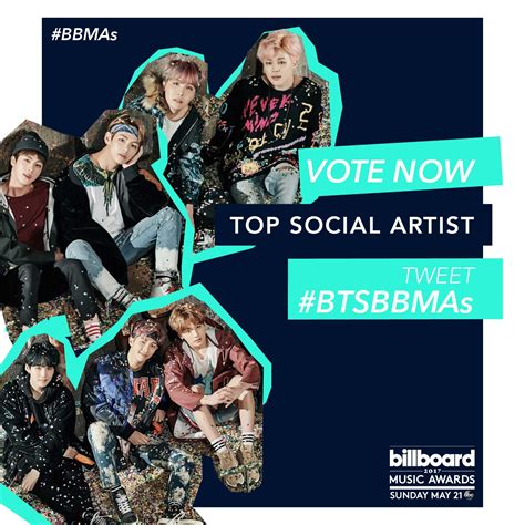 billboard fan army 2017 vote how to vote for the fan voted bbmas categories billboard