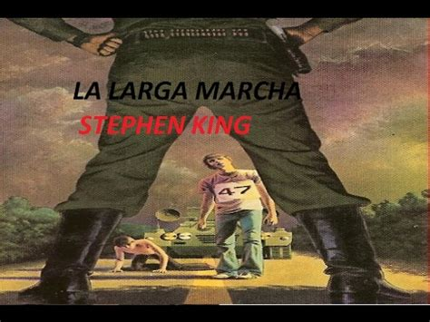 la larga marcha stephen king rese 241 a opini 243 n youtube
