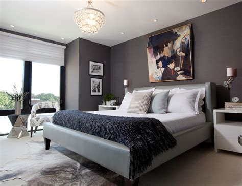 grey master bedroom ideas cococozy living modern in washington d c