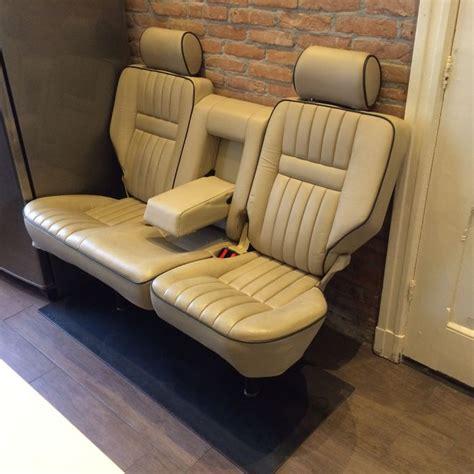 siege de voiture a vendre canap 233 si 232 ge arri 232 re de voiture en cuir 21 232 me catawiki