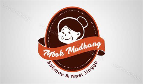 jasa desain logo murah jogja desain logo mbok madhang jasa desain grafis jogja