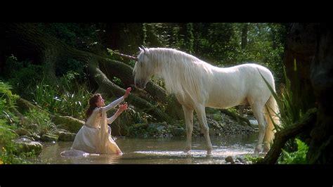 film fantasy unicorni the world in the satin bag retro nostalgia legend 1985