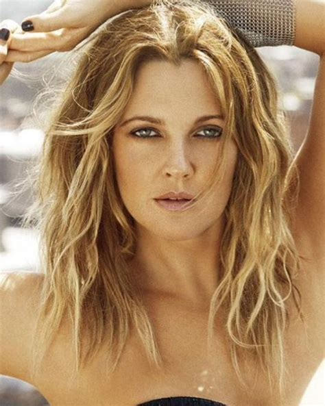 blended hair styles drew barrymore s hair in quot blended quot hair cuts pinterest