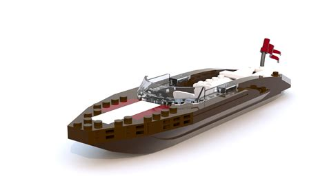 lego rc boat instructions lego ideas product ideas garda boat lego speedboat