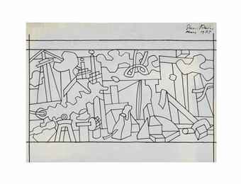 stuart davis swing landscape art history news stuart davis at auction