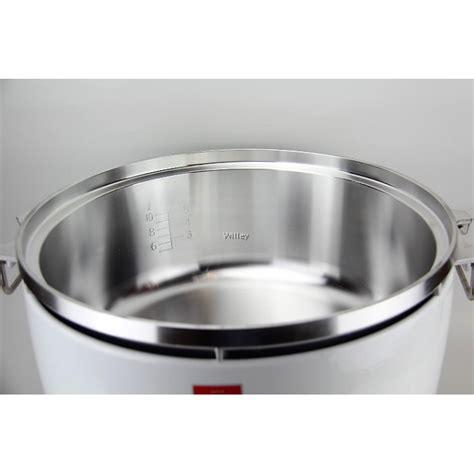 Rice Cooker Fujiha golden fuji gas rice cooker 10lt