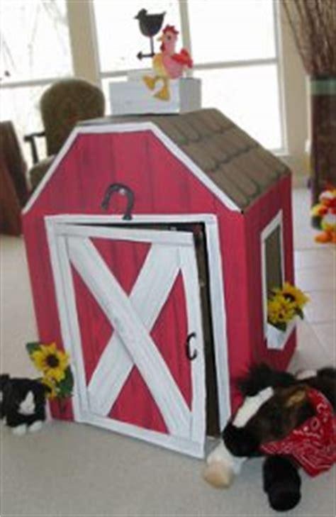 diy cardboard playhouses guide patterns