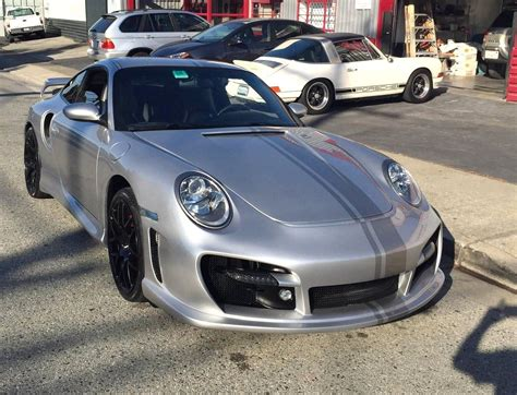 996 To 997 Conversion by Porsche 986 Boxster 996 To 997 Gt3 Conversion New