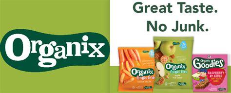 organix food organix baby food review organic organix for