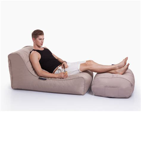 bean bag lounger nz outdoor bean bags studio lounger sandstorm bean bags