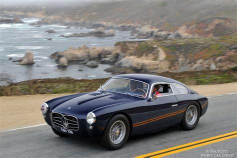 maserati a6g zagato 1954 1957 maserati a6g 2000 sport maserati supercars net
