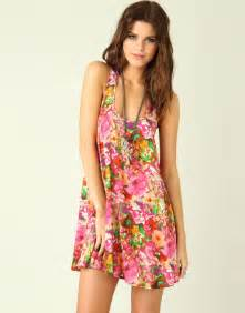 summer dress floral summer dresses