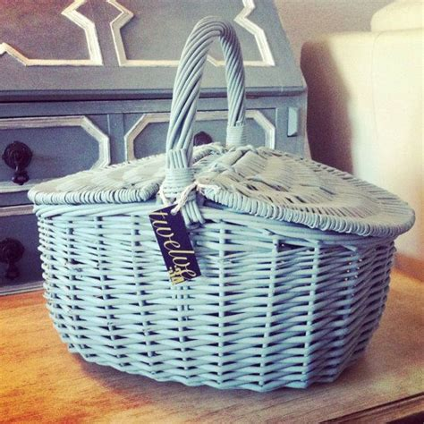 17 best images about baskets wicker and on sewing baskets flower basket and