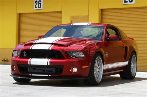 2013 shelby snake shelby announces 2013 gt500 snake with up to 850