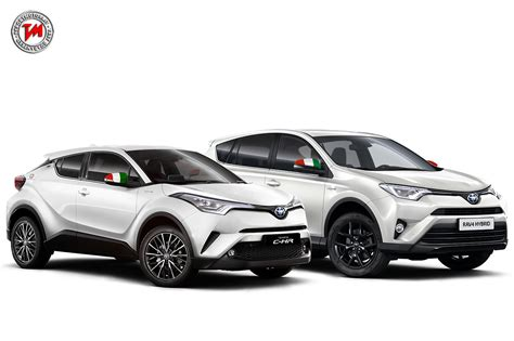 team toyota toyota team limited edition con motorizzazione ibrida