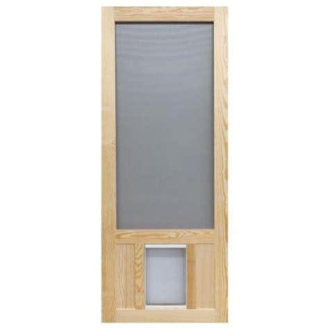 30 in x 80 in chesapeake series reversible wood screen