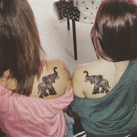 61 endearing sister tattoo designs with meaning