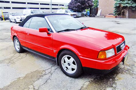 old car repair manuals 1994 audi cabriolet electronic toll collection 1994 audi cabriolet bramhall classic autos