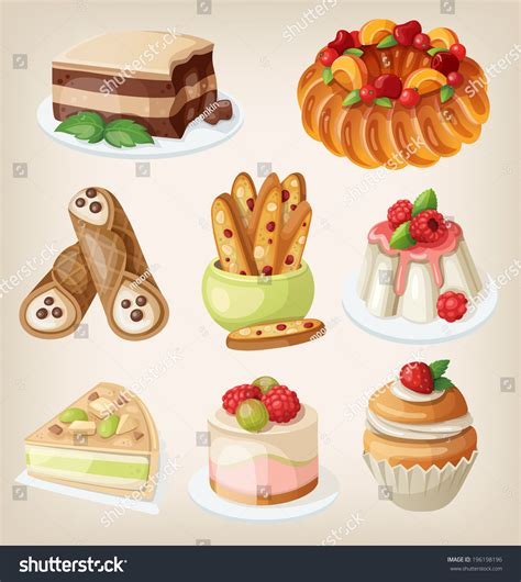 foods traditions dinners desserts cookies traditions songs lores about books set traditional italian desserts cookies stock