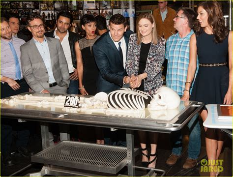 the bone reporter in which the reader is encouraged to join the author in the adventurous pursuit of his once formidable potency books emily deschanel david boreanaz celebrate bones 200th