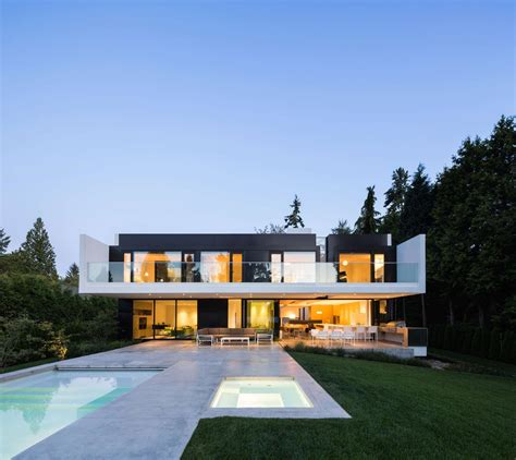 modern home design blog contemporary yan house by d arcy jones architecture