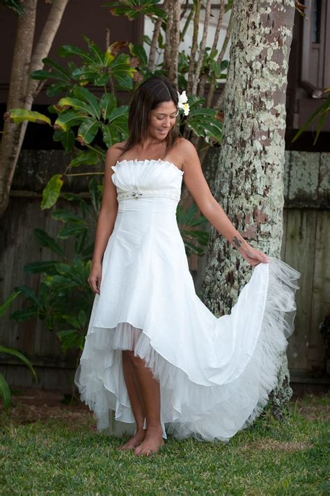 Hawaiian Wedding Dresses by Hawaiian Wedding Dresses Tropical Wedding