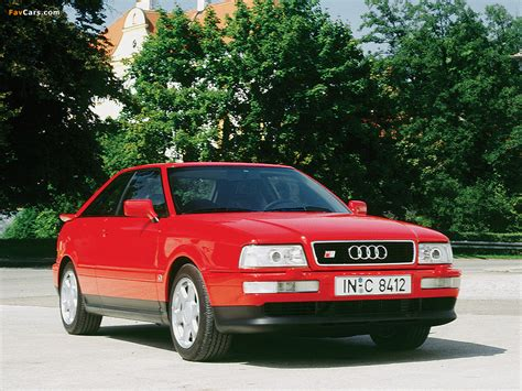 audi coupe 1990 1990 audi s2 coupe pictures information and specs
