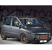 Fiat Multipla Hobby Tuning  Cars And