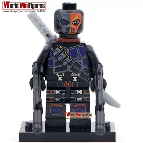 Lego Minifigure Heroes Deathstroke Stroke Weapon image gallery lego deathstroke for sale